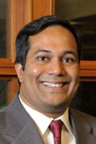 ECE Alumni Board Member Vamshidhar Kommineni